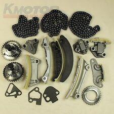 Timing Chain Kit For Buick Cadillac CTS SRX STS Saab Suzuki 3.6L DOHC 24V 07-09