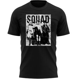 Hocus Pocus Halloween Squad T-Shirt Adults Novelty Shirt Top Gift For Men Women