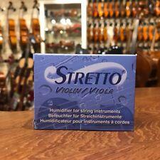 Stretto Befeuchter Humidifier für Violine/Viola + 2 Beutel