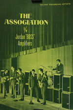 The Association - Original 1960s Promotional Poster