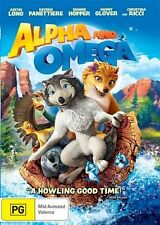Alpha And Omega (DVD, 2011)