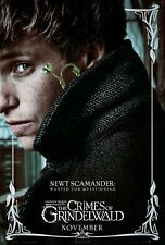 Fantastic Beasts The Crimes of Grindelwald Movie Poster 24x36 Newt Dumbledore 19