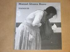 LIVRE DE PHOTOS RARE/ MANEL ALVAREZ BRAVO / TANGUIS / COLLECTION RHINOCEROS