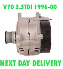 VOLVO V70 2.5TDI 1996 1997 1998 1999 2000 ESTATE REMANUFACTURED ALTERNATOR