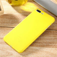 Funda Carcasa ultrafina ultrathin Mate 0.3mm para iPhone 7 / 8 / iPhone 7 8 Plus