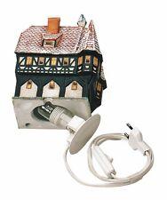 porcelana Casa de velas lichterhaus Set conexión eléctrica + Bombilla 70402