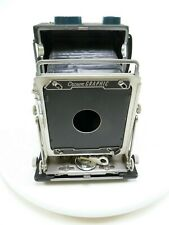 Graflex 4x5 Crown Graphic View Camera Body with lens board,  Excellent Condition