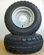 2 Kompletträder 10,0/75-15,3 AW Anhänger Rad  Reifen mit Felge für Anhänger