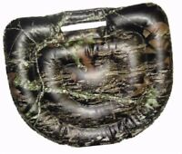 Mossy Oak Breakup® Inflatable Hunting Seat - Withstands up to 350 lbs