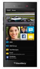 New BlackBerry Z3 Stj100-1 8Gb Black Factory Unlocked Gsm At&T T-Mobile Cricket