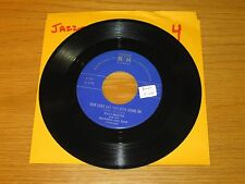 """JAZZ 45 RPM - BILLY MAXTED - K&H 501 - """"HOW LONG HAS THIS BEEN GOING ON"""""""