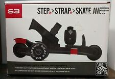 Cardiff Skate Co. Used Good Condition S3 Performance S3 Step In Skates Youth