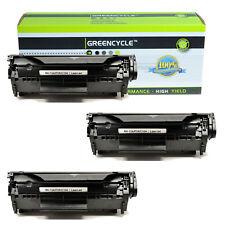 3PK C104 FX9 FX10 Toner Cartridge Compatible For Canon FaxPhone L90 L120 LBP3000
