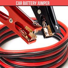 20 Ft 4 Gauge Heavy Duty Starter Power Booster Cable Emergency Battery Jumper