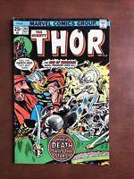 Thor #241 (1975) 7.0 FN Marvel Bronze Age Comic Book John Buscema