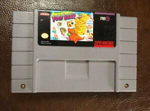 Adventures of Yogi Bear SNES (Super Nintendo Entertainment System, 1994)