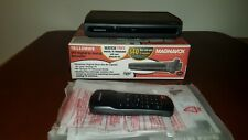 Magnavox DTV Digital To Analog Converter Box TB100MW9 In Box with Remote/Manual