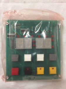 Bakers Aid Retarder/Proofer Control Board 7 day 01-3PB122-0000A