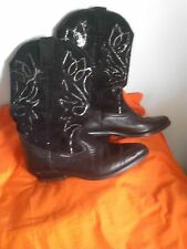 Wrangler Pull On Cowboy, Western Boots for Women