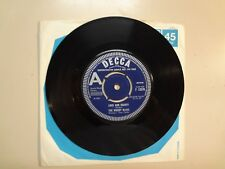 """MOODY BLUES: Love And Beauty- Leave This Man Alone-U.K. 7"""" 67 Decca F 12670 Demo"""
