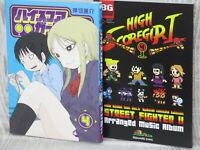 HI SCORE GIRL 4 w/Music CD Ltd Manga Comic RENSUKE OSHIKIRI Book 2013 SE