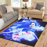 New Popular Custom Sonic The Hedgehog Rugs Area Rug Decorative Floor Rug Carpet