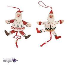 Decorazioni bianchi natali per feste e party legno