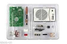 Tecsun 2P3 Superheterodyne AM Radio Receiver DIY Kit  << RED >>