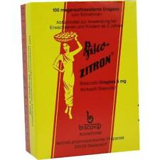 BISCO ZITRON Dragees 100 St PZN 1939914