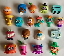 MOSHI MONSTERS – 19 x FIGURES – SERIES 4