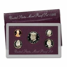1988-S Proof Set United States US Mint Original Government Packaging Box