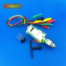 FitSain--mini drill pcb hand drill press nail Jt0 0.3~4mm 110-240V 21000RPM