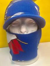 Ed Hardy WINTER BOMBER SKI MASK BEANIE Snow Collection FRANCE Unisex ONE SIZE *