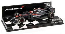 Minichamps McLaren Honda MP4-30 #22 British GP 2015 - Jenson Button 1/43 Scale
