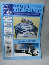 DV9728 - 151 ARGUS DE LA MINIATURE JANVIER 1993 N°151 TRES BON ETAT
