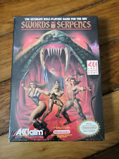 Swords and Serpents Nintendo NES NTSC-US NTSC-US