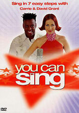 DVD:YOU CAN SING - NEW Region 2 UK