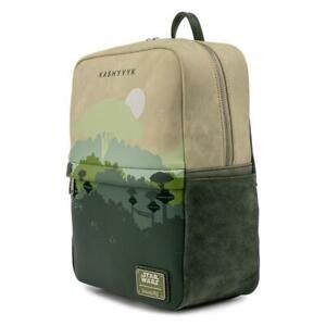 Loungefly Star Wars Lands Kashyyk Square Mini Backpack - STBK0241