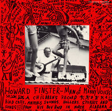 Howard Finster - Man of Many Voices [New CD]