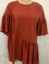 c96a7214 Stella McCartney Top Raspberry Full Short Sleeve NWT $865 Size 38