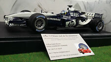 F1  WILLIAMS BMW FW27 HEIDFELD 1/18 HOT WHEELS G9726 formule 1 voiture miniature