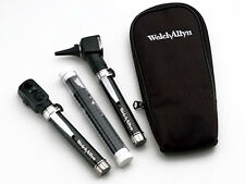 Welch Allyn Pocket Jr. Otoscope/Ophthalmoscope Diagnostic Set - New Item # 95001