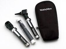 New Listingwelch Allyn Pocket Jr Otoscopeophthalmoscope Diagnostic Set New Item 95001