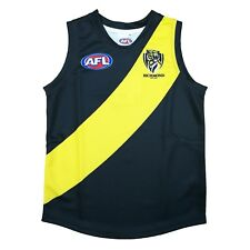 "AFL RICHMOND TIGERS KIDS FOOTY JUMPER/GUERNSEY ""NEW DESIGN FOR 2018"" - BRAND NEW"