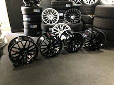 "Ex Display 19"" Mercedes AMG C63S Style Alloy Wheels C-Class E-Class + more"