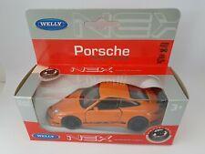 PORSCHE 911 GT3 RS - Welly Nex Models 42397W - 1/