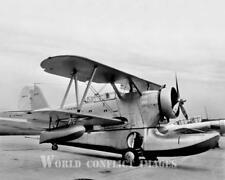 WW2 USN Grumman J2F OA-12 Duck NAS FL 8x10 Photo WWII
