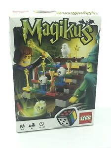 Lego Games Magikus 3836 100% Complete with Instructions
