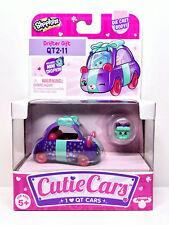 Shopkins Cutie Cars QT2-11 Drifter Gift Series 2 New