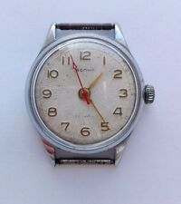 VOSTOK////VOLNA Vintage 22 jewels 1960 cal. 2809A   USSR SERVICED